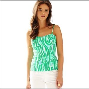 Lily Pulitzer Finders Keepers McCallum Top